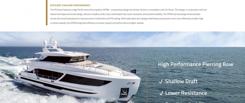 Le bulbe haute performance (High Performance Piercing Bow - HPPB)
