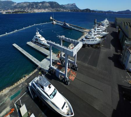 Maintenance , dépannage & entretien de yachts