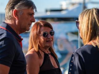 Nouvelle représentation exclusive SICHTERMAN YACHTS - Evènement St Tropez